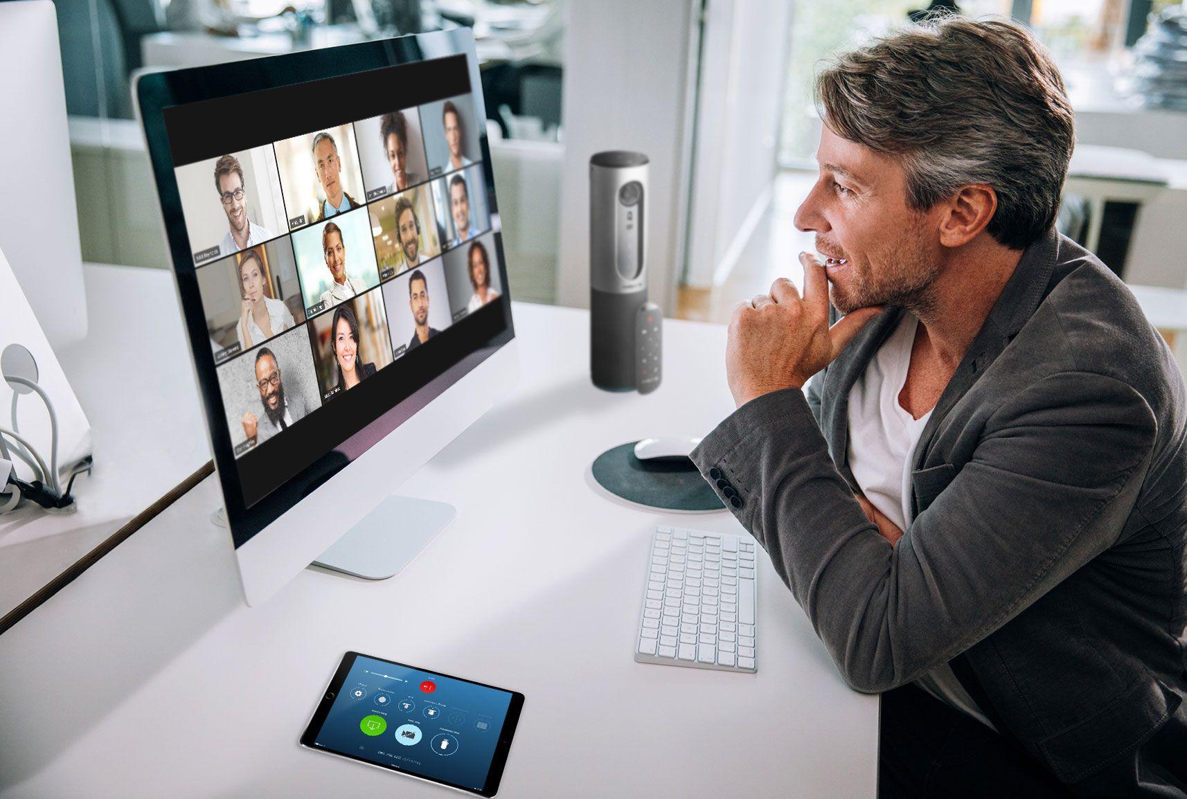 Zoom - это программное обеспечение для телефонных звонков