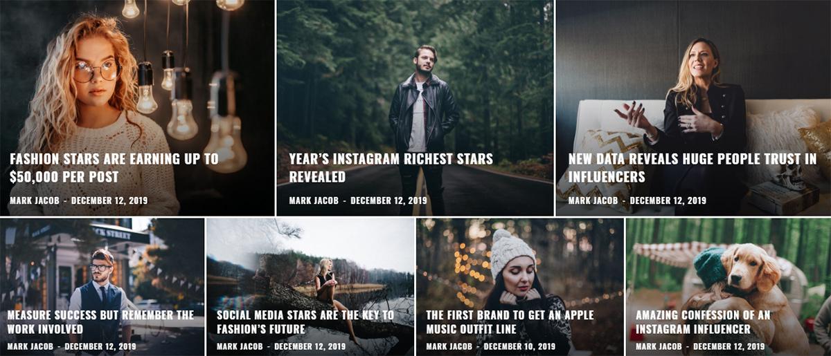 Тенденции веб-дизайна 2017 - 2019