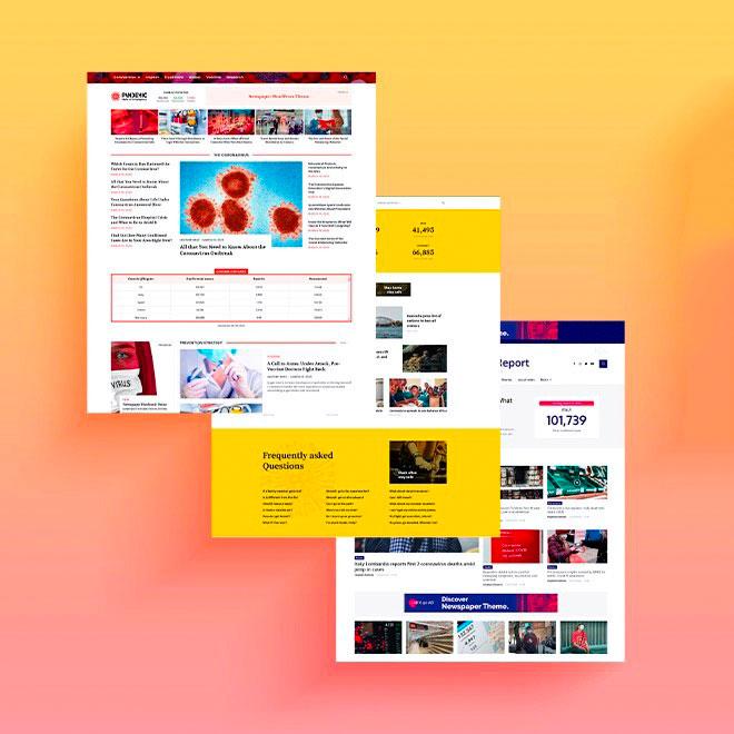 Новостной журнал о короновирусе