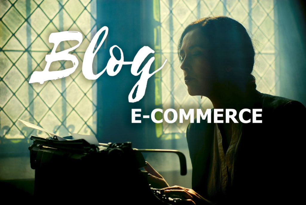 Блог интернет магазина